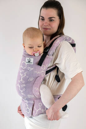 Oxytocin Lavender, NATIGO CARRIER [40% linen, 60% cotton]