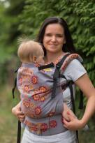 Sunset 2018, NATIGROW CARRIER, [100% cotton] baby carrier, baby carriers, ergonomic baby carrier, ergonomic baby carriers, ssc carrier, ssc carriers, ssc baby carrier, ssc baby carriers