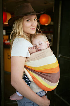 Namib, RING SLING, [100% cotton]