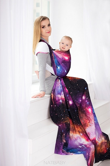 Cosmos, WRAP, [100% cotton]