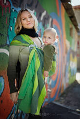 Amazonia, RING SLING, [100% cotton]