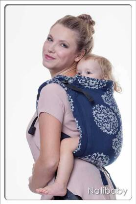 Folk Moonlight, ONBUHIMO CARRIER, [100% cotton]