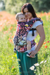 Bellema, NatiGrow Adjustable Carrier, [100% cotton]