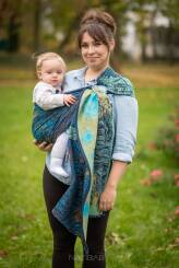 Starry Night, RING SLING, [100% cotton]