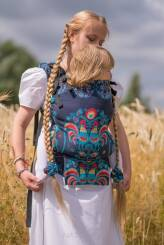 Koguty Delight, NatiGrow Adjustable Carrier, [100% cotton]