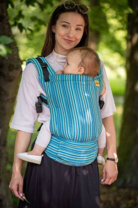 Rodos,  NATIGO CARRIER, [100% cotton]