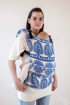 Cutouts, NATIGO CARRIER, [100% cotton]