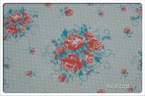 Sweet Roses, WRAP, [100% cotton], sp.off.washed baby wrap, baby wraps, babywearing, wrap, wraps, for children, for child, sling, slings, baby sling, baby slings
