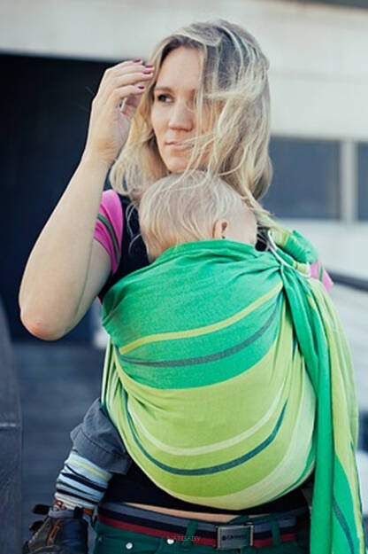 Avocado, RING SLING, [100% cotton]