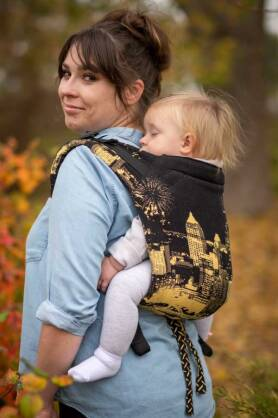 Steel City, ONBUHIMO CARRIER, [100% cotton]