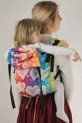 Love Forever, ONBUHIMO CARRIER, [100% cotton]