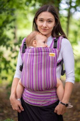 BABY Prowansja, NATIGO CARRIER, [100% cotton]