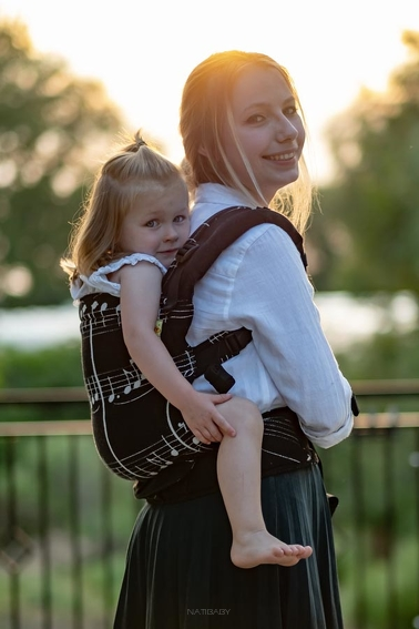 Notes, NATIGO CARRIER, [100% cotton]