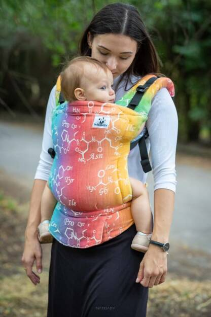Oxytocin Koloro, NATIGO CARRIER, [100% cotton]