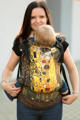 The Kiss, NatiGrow Adjustable Carrier, [100% cotton]