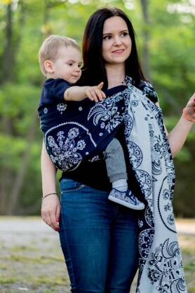 Koguty Moonlight, RING SLING [100% cotton]