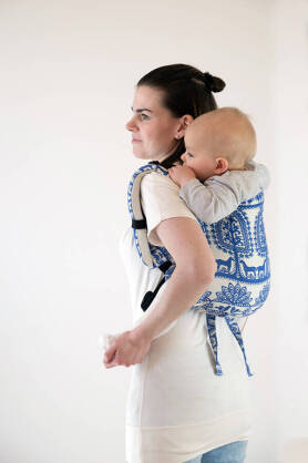 BABY Cutouts, ONBUHIMO CARRIER, [100% cotton]