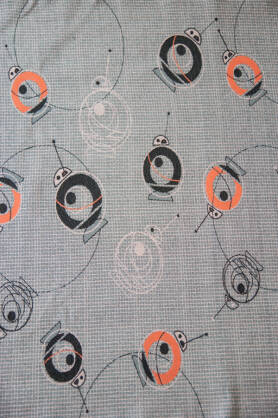 My Robot, WRAP, [50% cotton, 50% bamboo viscose]