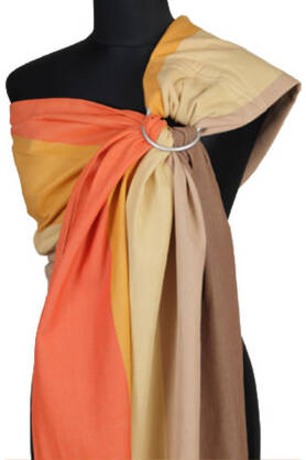 Savanna, RING SLING, [100% cotton]
