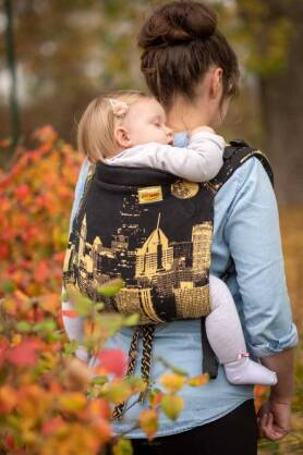 BABY Steel City, ONBUHIMO CARRIER, [100% cotton]