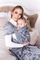 Kurpie Mono, WRAP, [100% cotton] baby wrap, baby wraps, babywearing, wrap, wraps, for children, for child, sling, slings, baby sling, baby slings