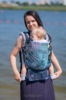 Land of the Dragons, NATIGROW CARRIER, [100% cotton] baby carrier, baby carriers, ergonomic baby carrier, ergonomic baby carriers, ssc carrier, ssc carriers, ssc baby carrier, ssc baby carriers