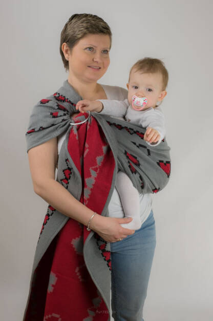 Life Plus, RING SLING, [100% cotton]