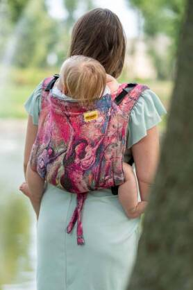 BABY Vita, ONBUHIMO CARRIER, [100% cotton]
