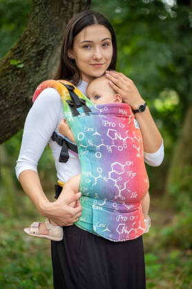 Oxytocin Koloro, NatiGrow Adjustable Carrier, [100% cotton]