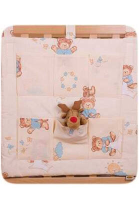 Teddies land (hanging pocket)