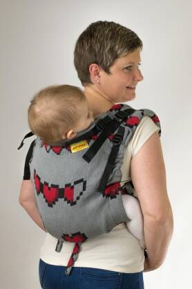 Life Plus, ONBUHIMO CARRIER, [100% cotton]