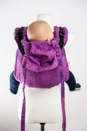Adornos Indios Amethyst, ONBUHIMO CARRIER, [100% cotton]