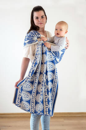 Cutouts, Ring Sling, [100% cotton]