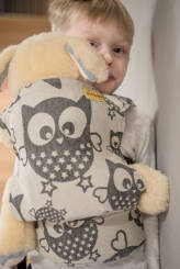 Doll Carrier Owls Classic Light