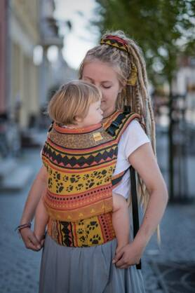 Life Trace, NATIGO CARRIER, [100% cotton]