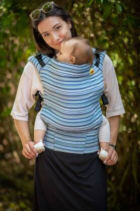 BABY Sweden, NATIGO CARRIER, [100% cotton]
