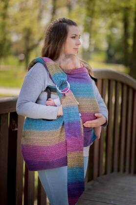 Hobo Bag Rainbow Roam
