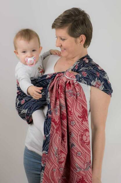 Okinawa, RING SLING, [100% cotton]