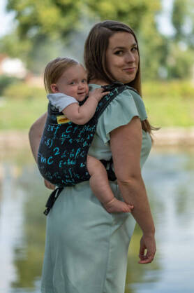 BABY Formula, ONBUHIMO CARRIER, [100% cotton]