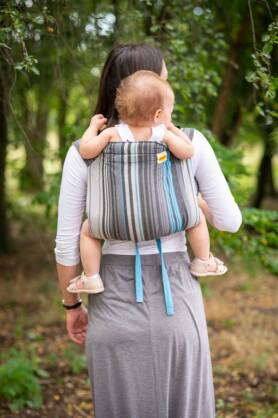 BABY Grenlandia, ONBUHIMO CARRIER, [100% cotton]