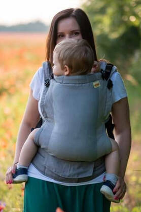 Loa, NatiGrow Adjustable Carrier, [100% cotton]