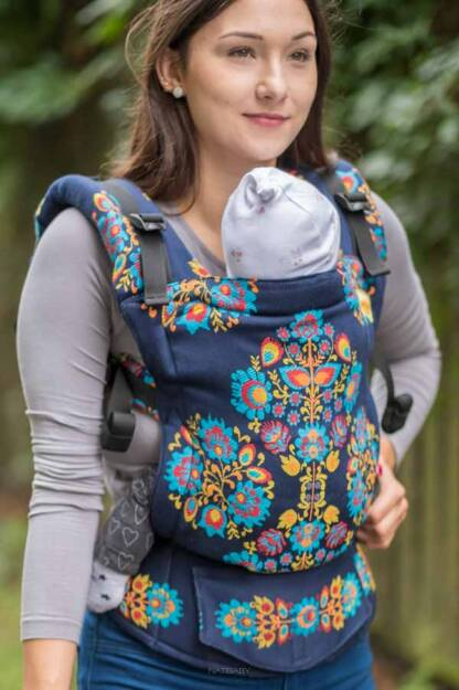 Folk Delux, NATIGO CARRIER, [100% cotton]