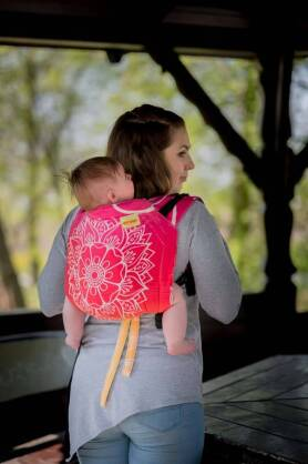 BABY Sibillinya, ONBUHIMO CARRIER, [100% cotton]