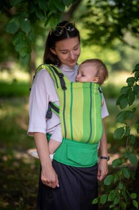 BABY Avocado, NATIGO CARRIER, [100% cotton]