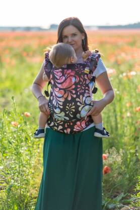 BABY Bellema, NATIGO CARRIER, [100% cotton]