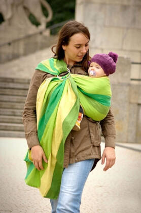 Peru, RING SLING, [100% cotton]