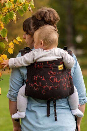 Oxytocin Fire, ONBUHIMO CARRIER, [100% cotton]