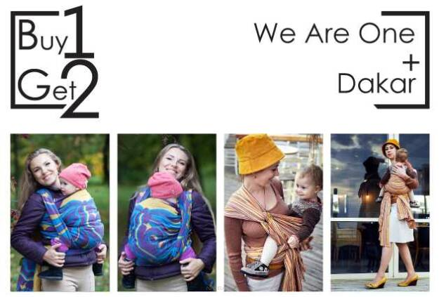 Buy1Get2 We Are One Turquoise 5.2 sp.off. + Dakar RING L sp.off. baby wrap, baby wraps, babywearing, wrap, wraps, for children, for child, sling, slings, baby sling, baby slings