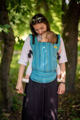 BABY Rodos, NATIGO CARRIER, [100% cotton]