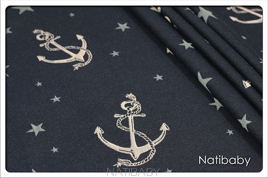Star of the Sea, RING SLING, [100% cotton]